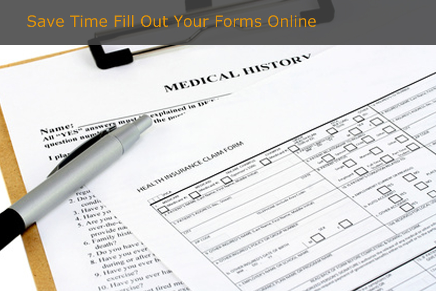 Save Time Fill Out Forms Online