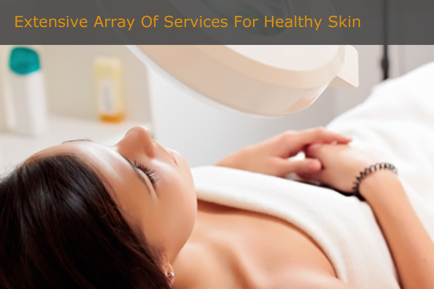 Cosmetic Dermatology Services